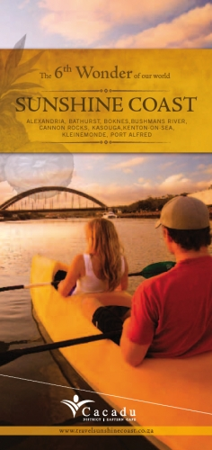 Sunshine Coast Brochure